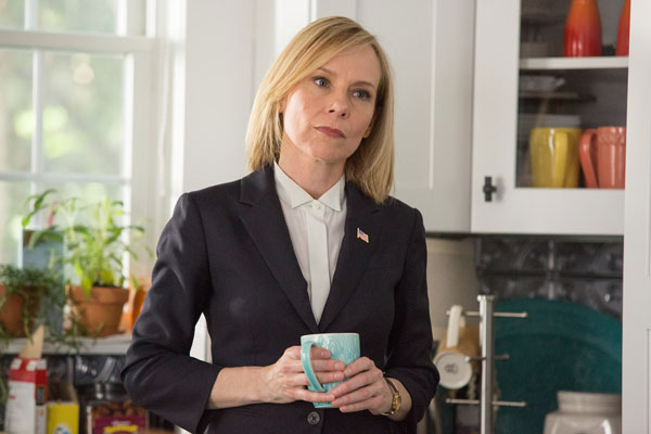 Actress Amy ryan