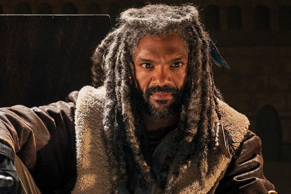 Khary Payton on His Walking Dead Audition It was one of the more substantial auditions Ive