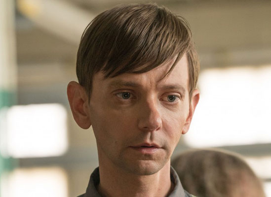 Actor DJ Qualls