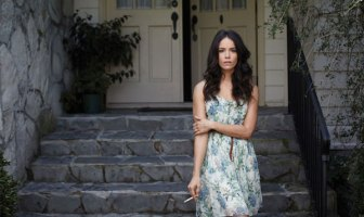 Actress Abigail Spencer
