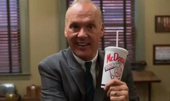 Actor Michael Keaton