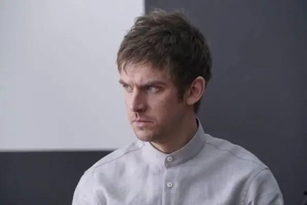 Actor Dan Stevens
