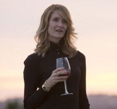 Actress Laura Dern