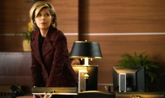 Actress Christine Baranski