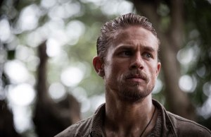 Actor Charlie Hunnam