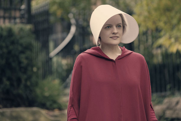 Elisabeth Moss On The Handmaid S Tale And Doing