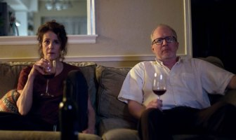 Actor Tracy Letts