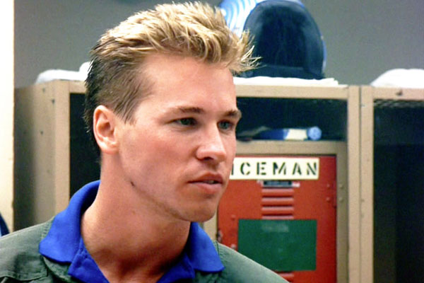 Actor Val Kilmer