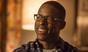 Actor Sterling K Brown