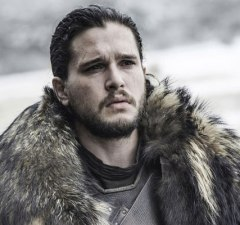 Actor Kit Harrington
