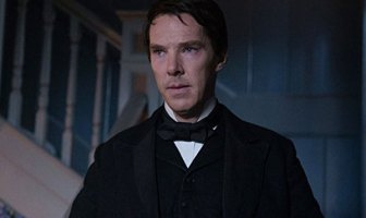 Actor Benedict Cumberbatch