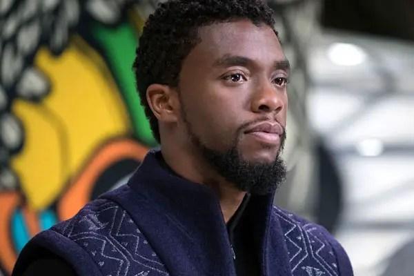 Chadwick Boseman on Playing Black Panther I love him
