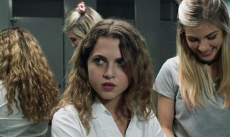 Actress Anne Winters