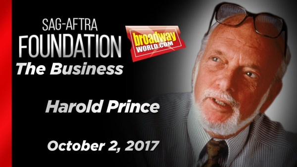 """Watch: Broadway Icon Harold Prince on """"The Business"""""""