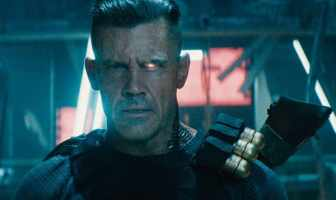 Actor Josh Brolin