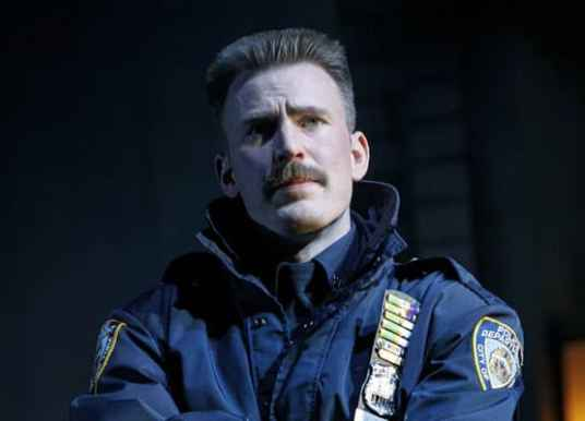 """Chris Evans on Starring on Broadway: """"Theater is the thing that I didn't know that I needed"""""""