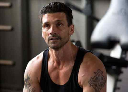 """Frank Grillo on Acting: """"The only rule is, don't stop and don't quit"""""""