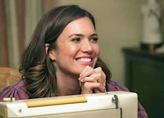 Mandy Moore on Playing the Older Version of Her 'This Is Us' Character