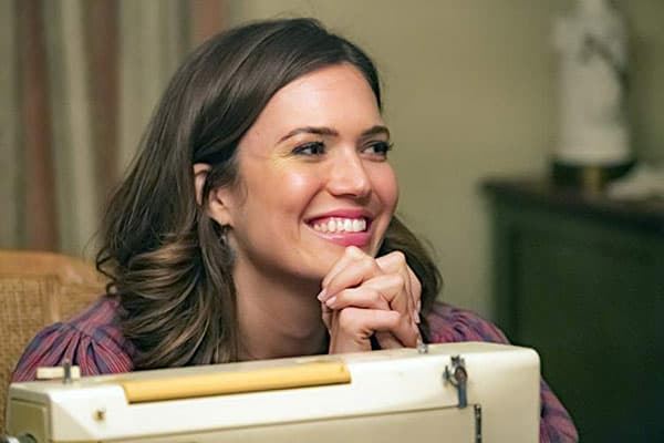 Actress Mandy Moore in This Is Us