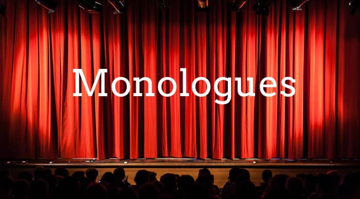 Free Contemporary Monologues For Auditions Daily Actor