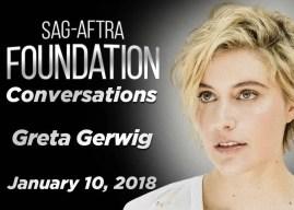 Watch: SAG Conversations with Greta Gerwig