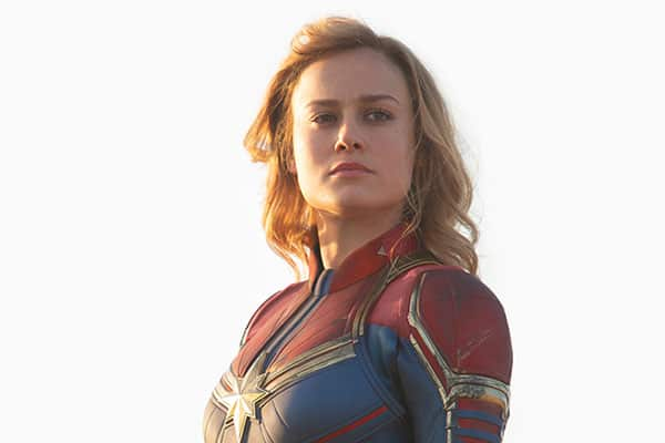 Brie Larson On 'Captain Marvel' Acting And The Advice