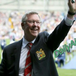 Sir Alex Ferguson on Former Arsenal Captain
