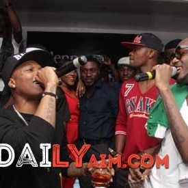 Wizkid and 2face