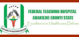 Federal Teaching Hospital Abakaliki