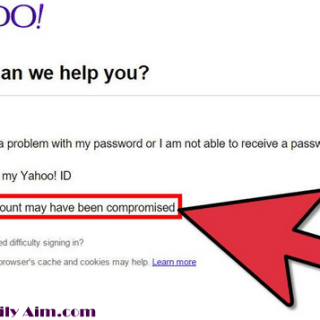 How to Reset a forgotten Yahoo Mail password