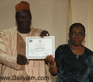Nysc Collection | Replacement Of Exemption Certificate