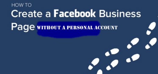 How To Create a Facebook Page for Your Business