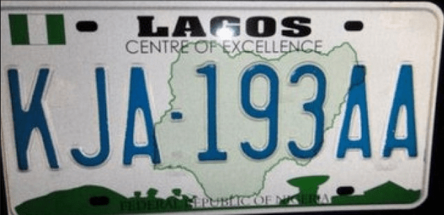 Full List of Approved Centers for Vehicle Plate Number