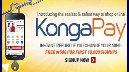 KongaPay Registration