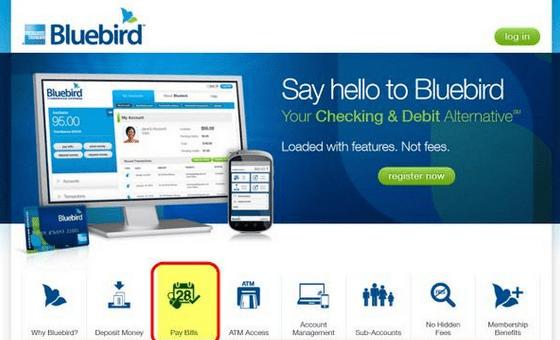 Bluebird Login   www.bluebird.com