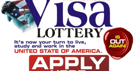 American Visa Lottery Application 2019 | 2020