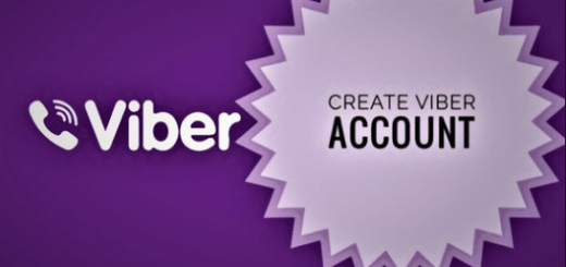 Create New Account With Viber