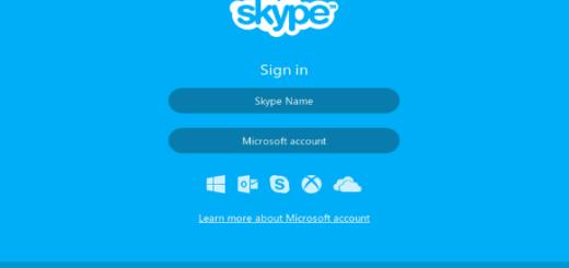Skype Login New Account