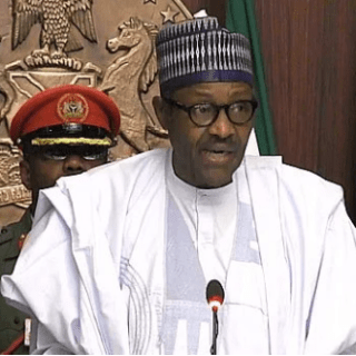 President Muhammadu Buhari's New Year Speech