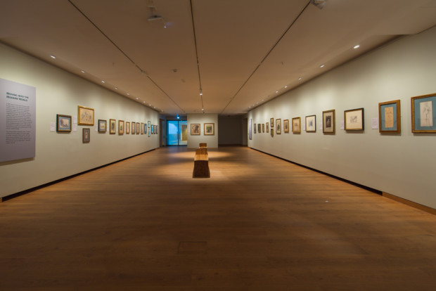 Image result for degas to picasso ashmolean