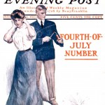 Saturday Evening Post - J.J. Gould 1903