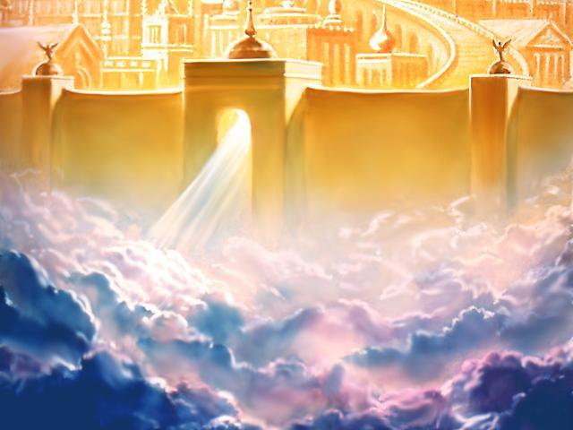 Artist Impression of the New Jerusalem