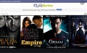 O2TV Movies List
