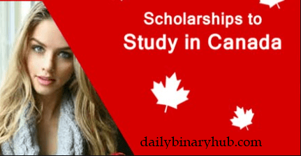 Canada 2021 Scholarship Programs for Africans