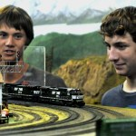 Photos Model Trains At The Los Angeles Model Railroad Society In Hawthorne Daily Breeze