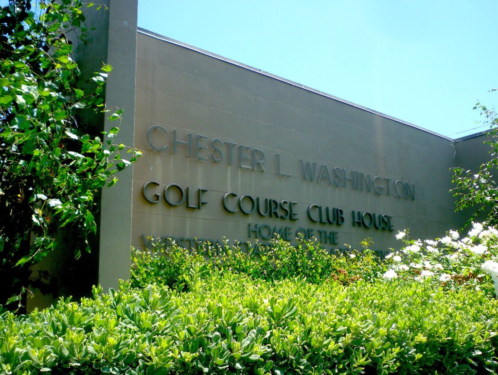 Great  L.A Golfing Venue: Chester Washington Golf Course 3/15/21