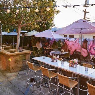 Affordable Wedding Venues California - Carnitas' Snack Shack 1