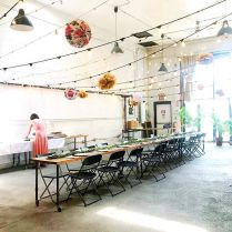 small wedding venues in brooklyn - bat_haus 2