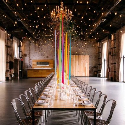 small wedding venues in brooklyn - green building nyc 1