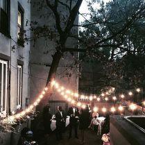 small wedding venues in brooklyn - maison maydekalb 6
